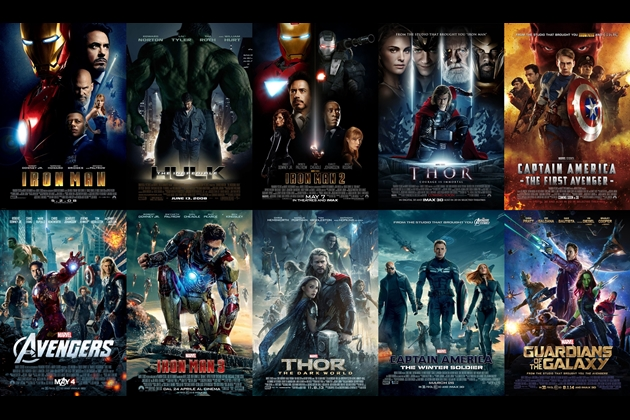 marvel film best