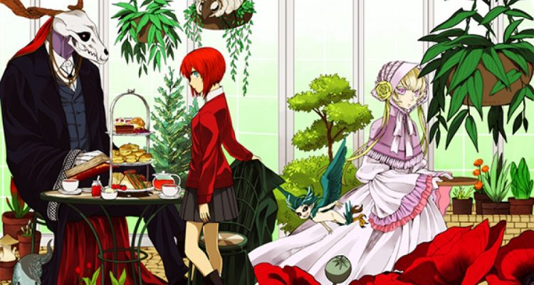 The Ancient Magus Bride Stream