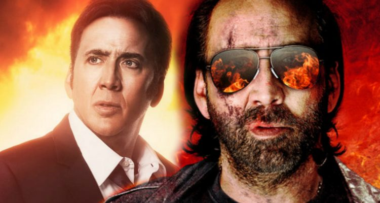 Nicolas Cage 2021